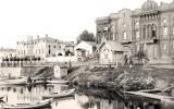 Тарасовская набережная (фото начала XX века)