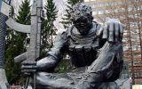 Площадь Российской Армии (мемориал Черный тюльпан)