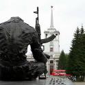 Один день в столице Урала (Геологический музей)
