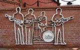 """Памятник """"The Beatles"""""""