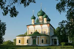 Углич. Спасо-Преображенский женский монастырь.