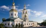 Дивеево. Казанская церковь.