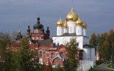 Кострома. Богоявленский монастырь.