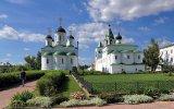 Муром. Спасо-Преображенский монастырь.