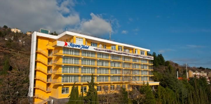 Отель RIPARIO HOTEL GROUP ПРИБРЕЖНЫЙ модерн