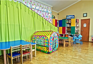 Пальмира Палас 4*, детская комната