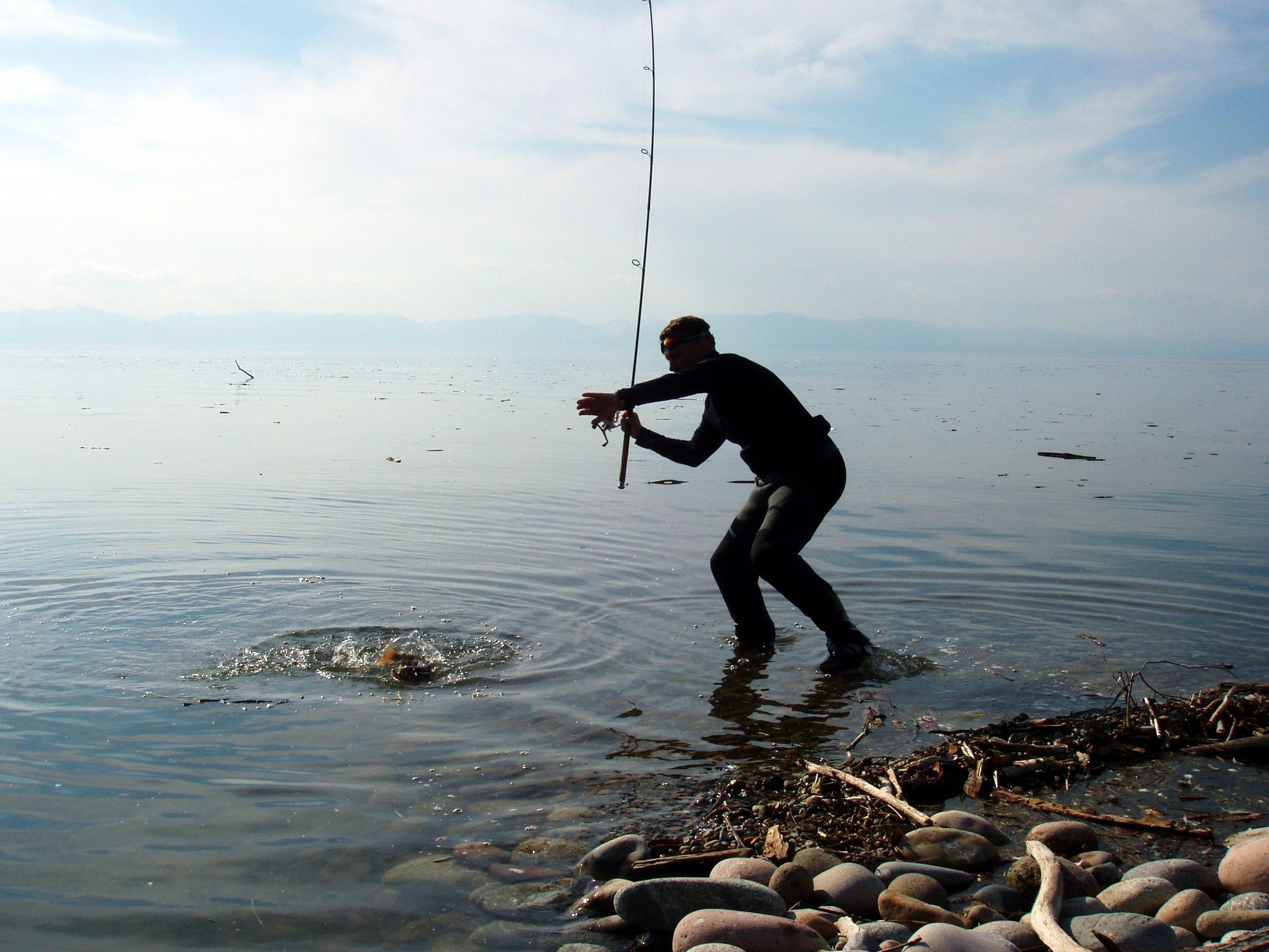 рыболовные туры на байкале цены
