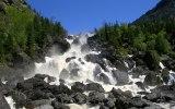 Водопад Учар-Чульчинск