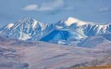 Перевалы Монгольского Алтая