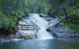 Шинокские водопады. Ласковый.