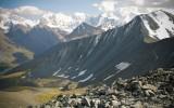 Вид на Белуху с перевала
