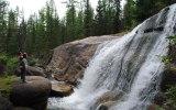 Ороктойский водопад