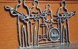 Памятник группе Битлз
