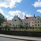 Барочный ансамбль монастыря францисканцев XVII — XVIII веков в Пинске