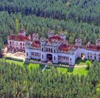 Дворец Пусловских в Коссово Уникальный памятник неоготической архитектуры 19 века