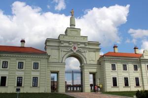 Дворцовый комплекс знаменитого магнатского рода Сапег в Ружанах