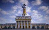 Кострома. Пожарная колонча