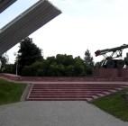 Памятник реактивной системе залпового огня БМ-13 Катюша. Орша.