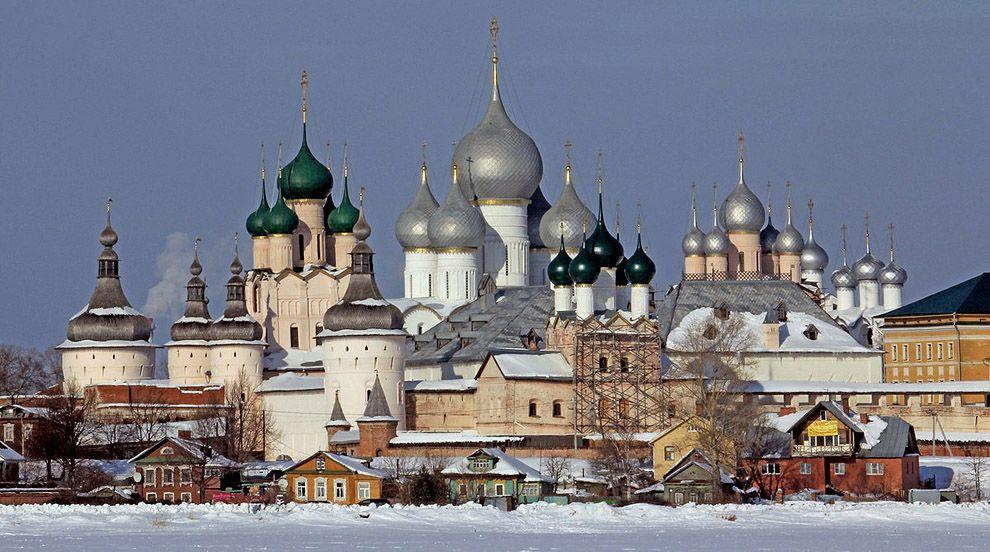 Ростов Кремль 2