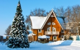 Сказочный терем снегурочки