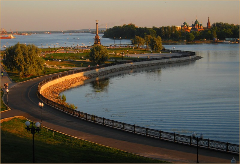 Ярославль Волга