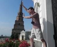 Pнаменитая падающая башня ханши Сююмбике