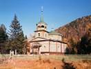 Листвянка Церковь Николая Чудотворца
