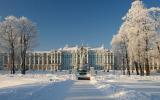 Царское село. Екатерининский дворец