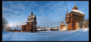 этнографический музей Тальцы