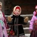 Рождественские святки в селе Костино
