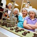 Экскурсия на шоколадную фабрику   центр Аквилон (Челябинск)