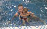 Закрытый бассейн подходит для самых маленьких