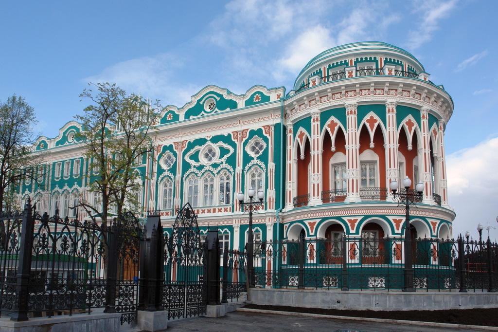 дом Севостьянова